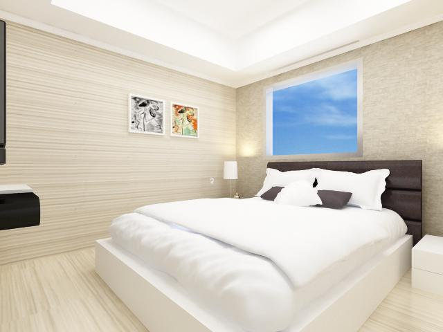 rev. colour master bed room 02