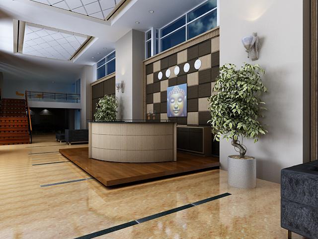 view main lobby .B.
