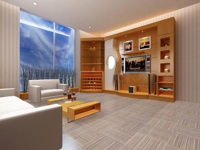 view perspektif lounge