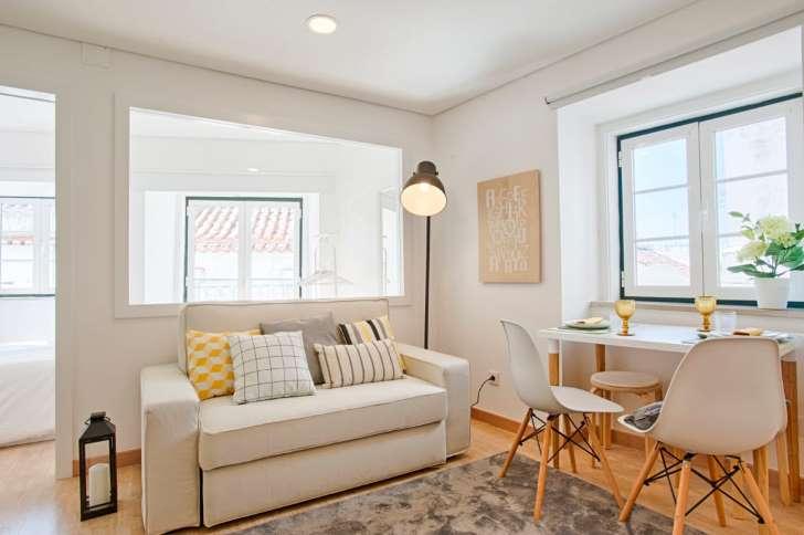 apartemen ruang keluarga