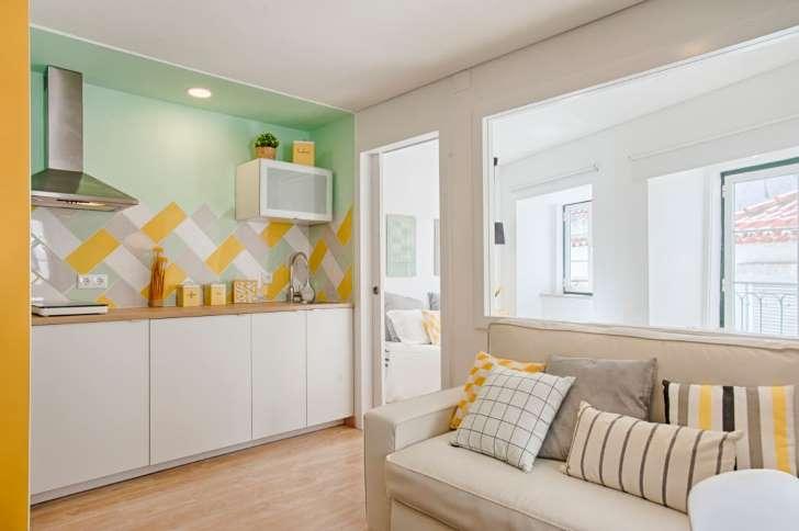 apartement ruang dapur