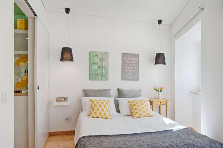 apartement ruang tidur